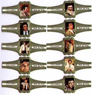 Columbo Cigar Bands