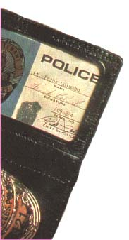 Fake ID Badge